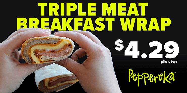 Triple Meat Special